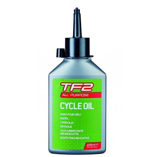 Смазка 7-03001 минеральная TF2 CYCLE OIL для цепи/тросов/педалей 125мл WELDTITE