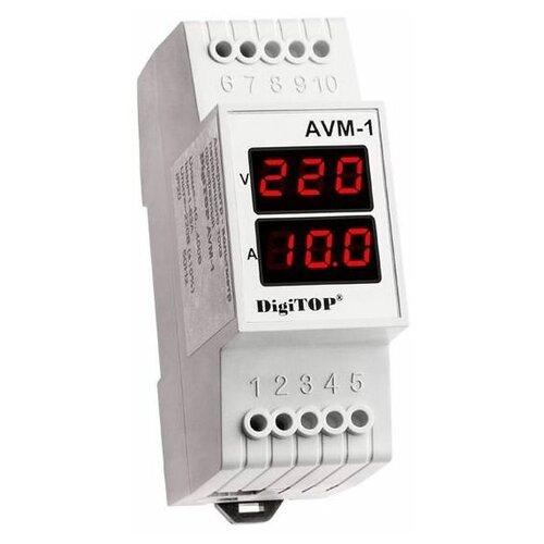Амперметр-вольтметр DigiTOP AVM-1
