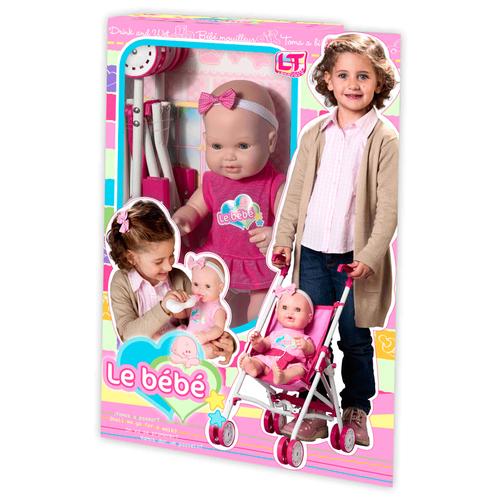 Купить Пупс 43 см ТМ Loko Toys, Куклы и пупсы