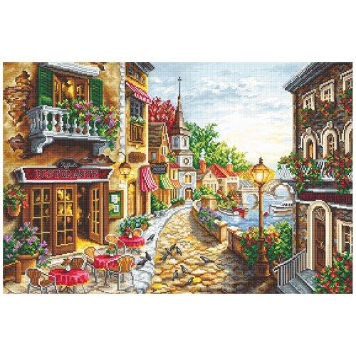 Купить Набор для вышивания LETI 904 45х30 см, Luca-S, Наборы для вышивания