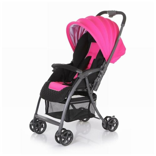 Коляска прогулочная UNO Jetem Pink (розовый)