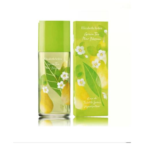 Elizabeth Arden Green Tea Pear Blossom Женская Туалетная вода 100 мл недорого