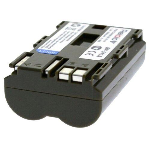Фото - Аккумулятор Relato BP-511A для Canon PowerShot G1/G2/G3/G5/G6 / Pro90 IS / Pro1 / EOS 30D/EOS 300D/EOS 40D/EOS 5D/EOS 50D / Digital Rebel/10D/20D/20Da/5D/D30 D60/MV-30i/300 series/400 series/500 series/600 series/700 series / MVX-3i/100i/150i gillette series sensitive set