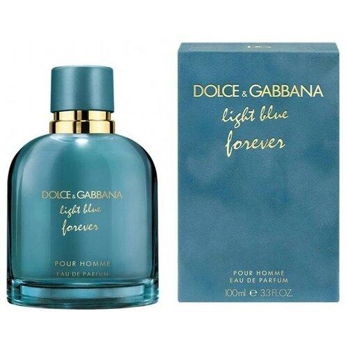 Туалетные духи (eau de parfum) Dolce & Gabbana D&g men Light Blue - Forever Туалетные духи 100 мл. dolce gabbana velvet sicily туалетные духи 50 мл