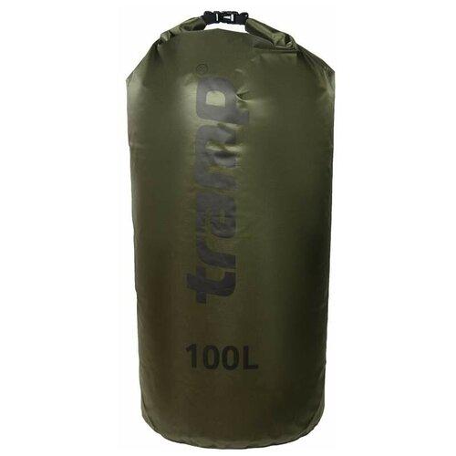 Гермомешок Tramp PVC Diamond Ripstop (100л) TRA-210 (оливковый) палатка tramp lite twister 3