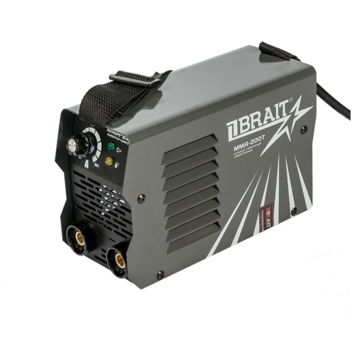 Сварочный аппарат инверторный BRAIT MMA-200T