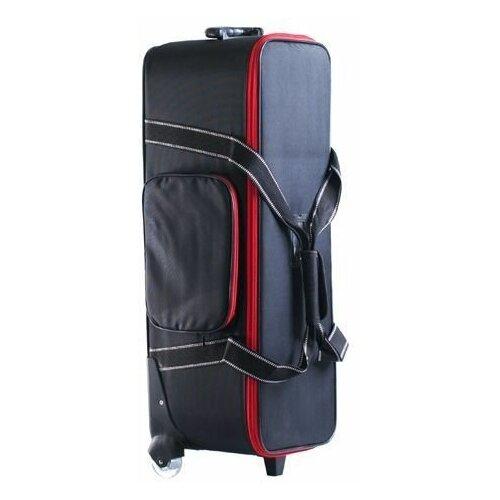 Фото - Сумка Godox CB-04 для студийного оборудования, жесткая на колесах сумки для детей upixel сумка на плечо by nb012