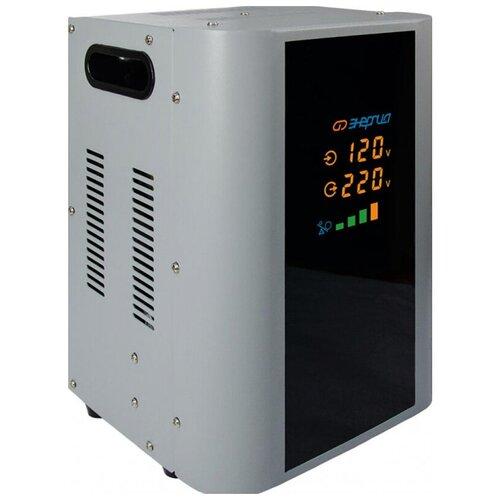Стабилизатор напряжения энергия Нybrid-5000 (4000Вт, клеммы/клеммы )