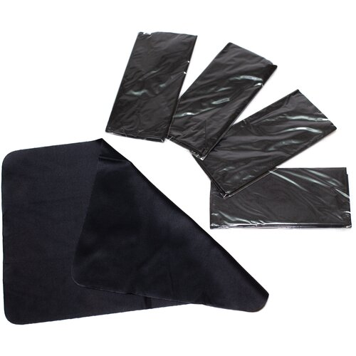 Фото - Салфетки из микрофибры для очистки винила RECORD PRO (5 шт.) хозяйственные товары azur салфетки из микрофибры 5 шт