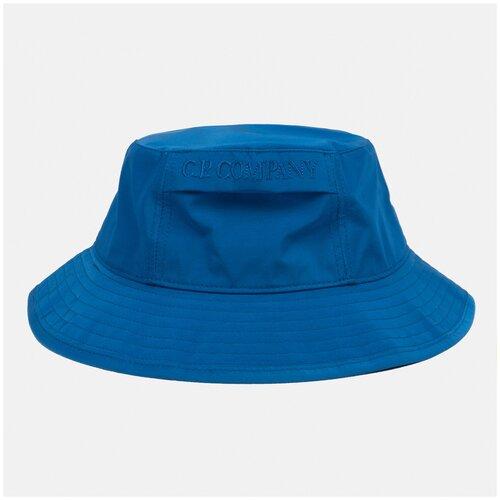 Панама C.P. Company Slip-On Bucket Hat Blue