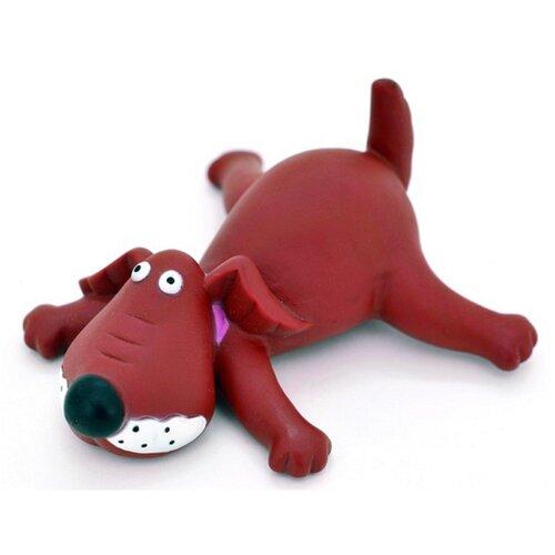 Игрушка Lilli Pet собака-лентяйка д/собак, 13см