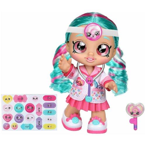 Кинди Кидс Игровой набор Кукла Синди Попс 25см с акс. ТМ Kindi Kids