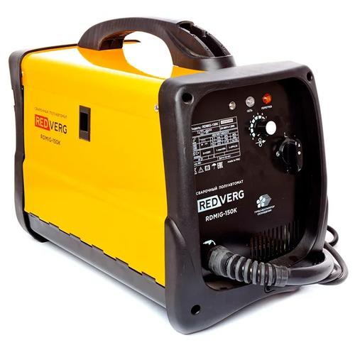 Сварочный выпрямитель RedVerg RDMIG-150K MIG/MAG