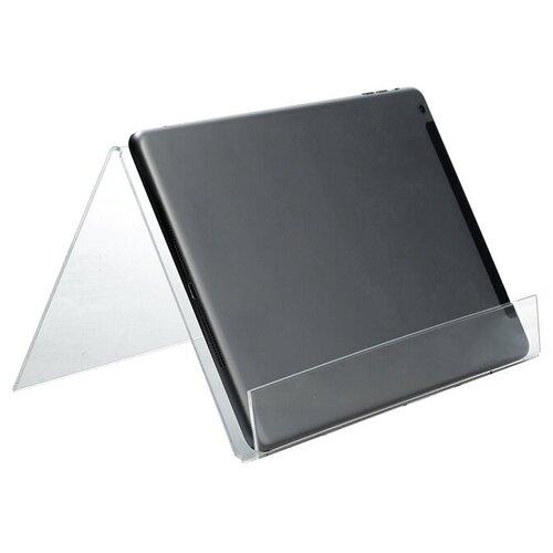 Подставка под планшеты 25*16.5*14 см. оргстекло 2 мм 2474254