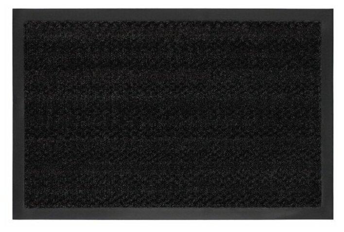 Коврик придверный Велий Уран черный 60*90/ влаговпитывающий коврик/ковер в дом/в прихожую/коврик в коридор/ на ПВХ/резиновый/ не скользящий — купить по выгодной цене на Яндекс.Маркете
