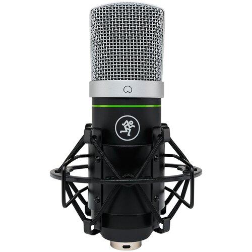 Студийный конденсаторный USB - микрофон с большой диафрагмой Mackie EM-91CU