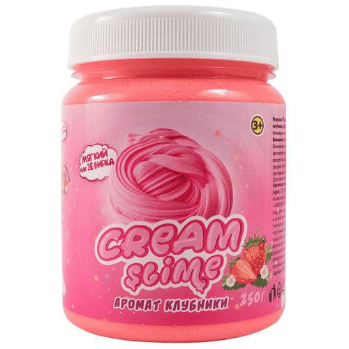Лизун Cream-Slime (Клубничный)
