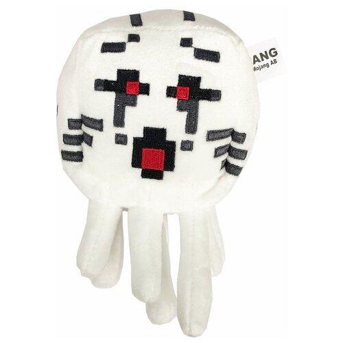 Детская мягкая игрушка ВсеИгрушки / Плюшевый Гаст из игры Майнкрафт (Minecraft) для детей, мальчиков и девочек