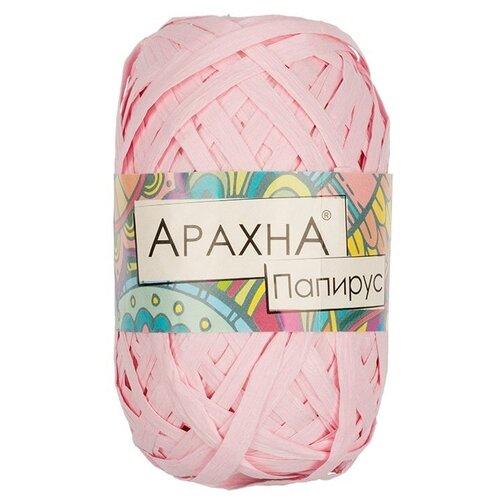 Купить Набор пряжи ARACHNA Papyrus, 100% целлюлоза, 10*40+/-3 г, 50+/-4 м, №13, розовый, Изготовление кукол и игрушек