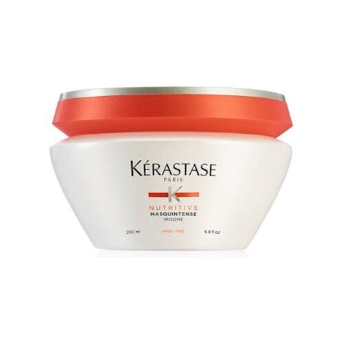 Kerastase Nutritive Masquintense Маска для сухих и очень сухих волос 200 мл kerastase керастаз маска masquintense для сухих и очень чувствительных волос 200 мл kerastase nutritive