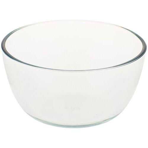 Миска Appetite стеклянная 1,3 л