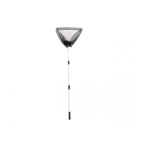 Подсачек складной телескопический Namazu L- 180 см, треугольный обод 50 см, капрон
