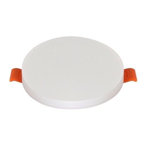 Фото - Встраиваемый светильник светодиодный Crystal Lux CLT 500C170 WH светильник crystal lux встраиваемый светодиодный clt 524c105 wh