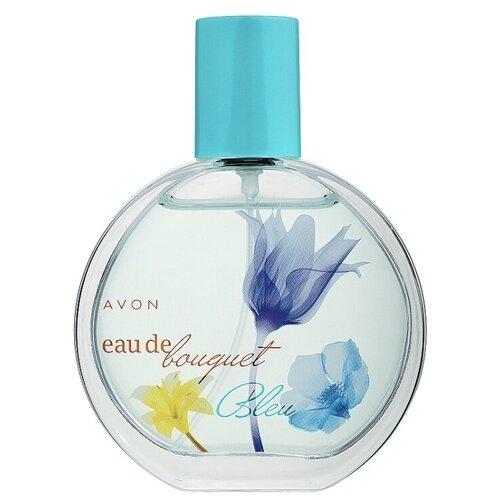 Купить Туалетная вода Eau de Bouquet Bleu 50ml, AVON