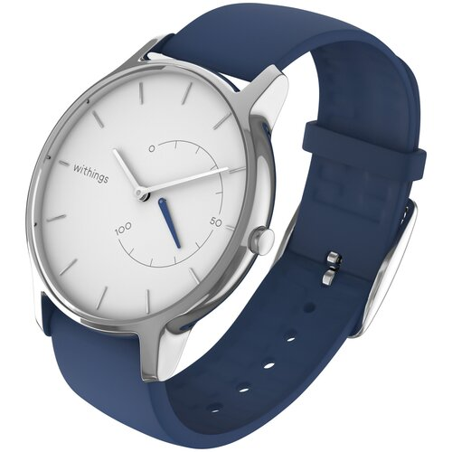 Часы Withings Move Timeless Chic White/Silver