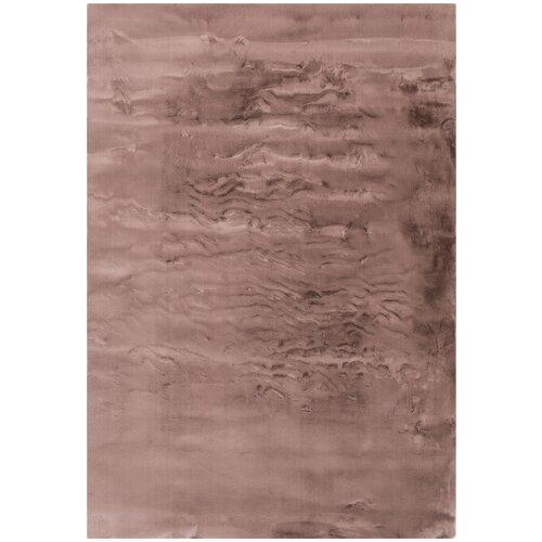 Пушистый ковер с мягким длинным ворсом Rabbit Rex E21 прямоугольник (130*180 см)