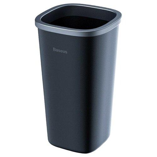 Автомобильный контейнер для мусора Baseus Dust-free Vehicle-mounted Trash Can черный