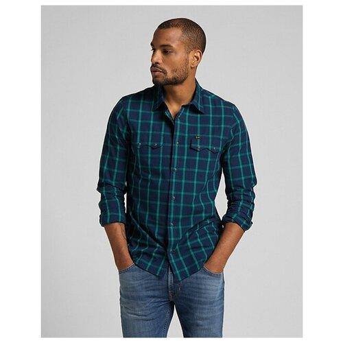 Рубашка Lee размер XL фарватер