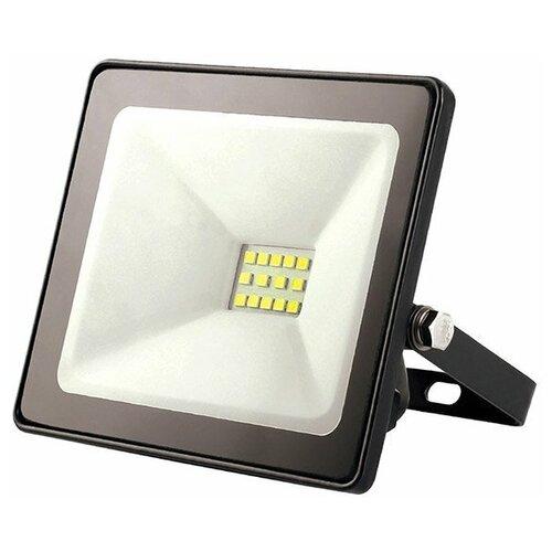 Прожектор светодиодный 10 Вт 200–260В IP65 800 лм 6500 K холодный свет REXANT {605-001}