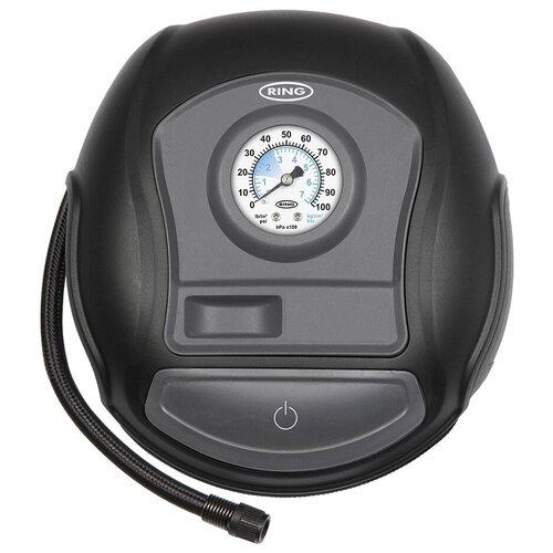Автомобильный компрессор Ring Automotive, воздушный, RTC200, черный