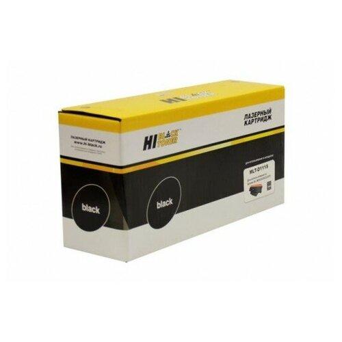 Фото - Картридж Hi-Black (HB-MLT-D111S) для Samsung SL-M2020/2020W/2070/2070W, 1K (новая прошивка) картридж profiline pl mlt d111s для samsung xpress sl m2020 2022 2070 1000стр