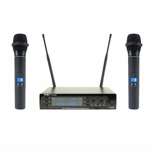 Madboy U-TUBE 20P - беспроводные профессиональные вокальные микрофоны,