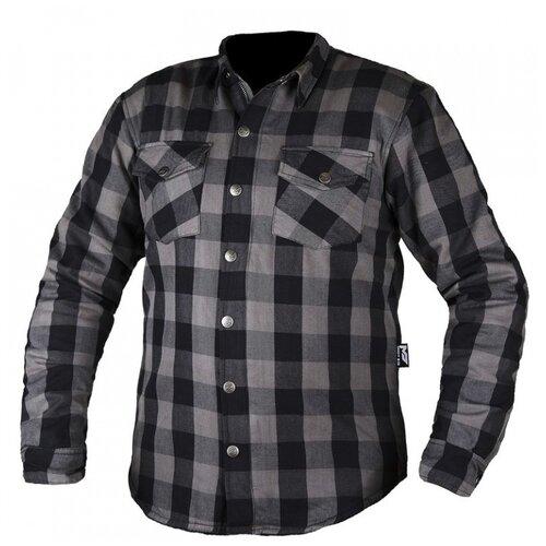 Текстильная куртка Moteq Bronco серый/черный 3XL (Размер производителя)
