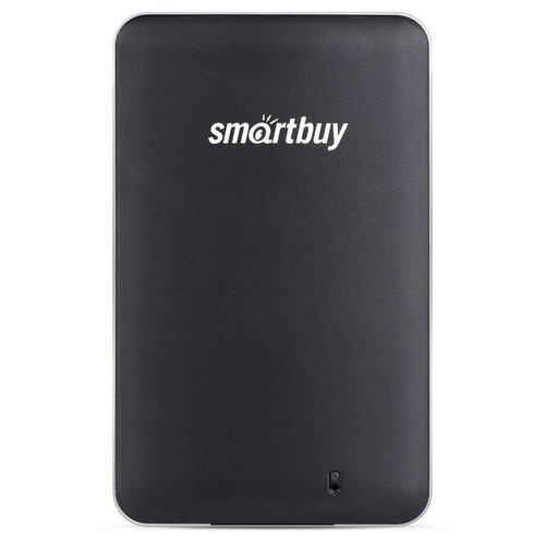 Фото - Твердотельный накопитель SmartBuy External S3 Drive 1Tb Black-Silver SB1024GB-S3BS-18SU30 твердотельный накопитель gigabyte vision drive 1tb gp vsd1tb