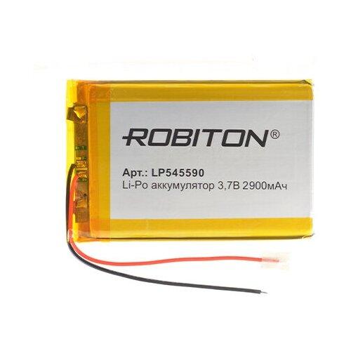 Фото - Аккумулятор ROBITON LP545590 3.7В 2900 mAh аккумулятор robiton lp501335