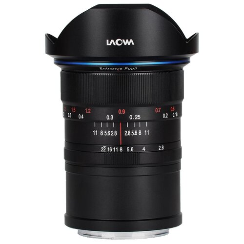 Объектив Laowa 12mm f/2.8 Zero-D Canon RF черный