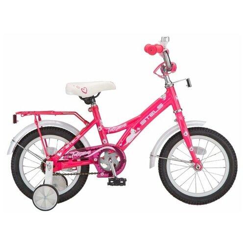 Детский велосипед Stels Talisman Lady 14 Z010 (2019) 9,5 розовый (требует финальной сборки)