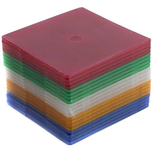Фото - Коробка для CD Hama H-11712 Slim (20 шт) коробка hama h 51276 jewel case 10 [00051276]