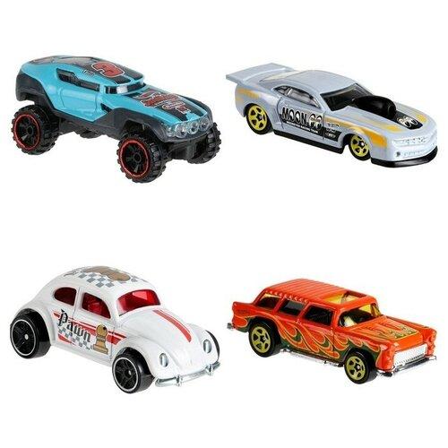 Mattel Машинки базовой коллекции, микс