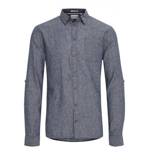 Рубашка BLEND размер M темно-синий