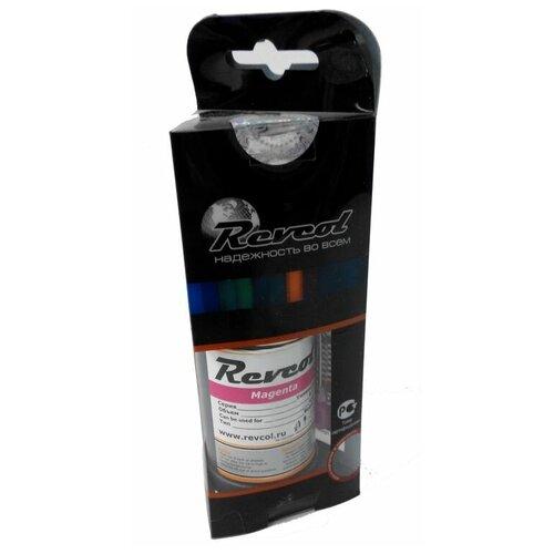 Фото - Чернила универсальные Revcol для Epson (игла+перчатки), 100мл, Magenta боксерские перчатки everlast clinch strike 7412b