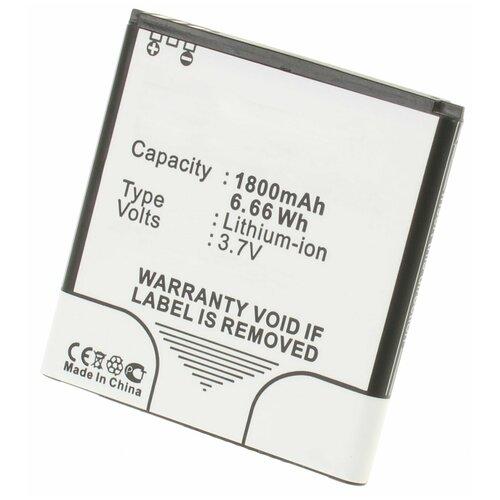 Аккумулятор iBatt iB-U4-M470 1800mAh для Huawei Y221-U12, Ascend G309T, Ascend G309T Pro, Ascend G520s, Ascend T8830, Ascend Y220C,