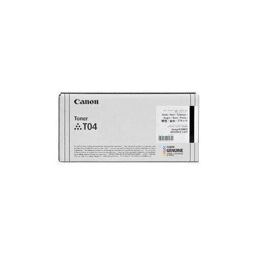 Фото - Тонер-картридж Canon T04 B (2980C001) тонер картридж canon t04 b 2980c001