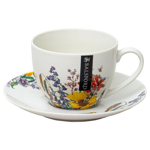 Фото - Чайный набор Balsford Полевые цветы 2 предмета 169-40001 набор чайный гималайские цветы 3 предмета churchill himf00081