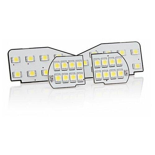 Набор светодиодных ламп в салон Chevrolet Cruz