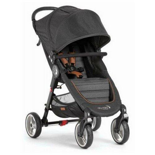 Коляска Baby Jogger City Mini 4W Anniversary + Бампер BELLY BAR Mounting Brackets